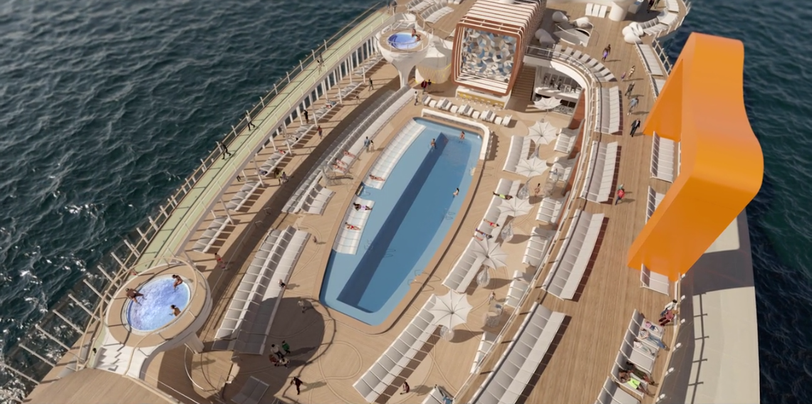 """This Has Been Four Years In The Making"": Celebrity Edge Has Officially Arrived!"