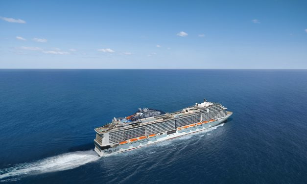 100 Days Before We Expected: MSC Releases Exclusive Photos Of MSC Bellissima