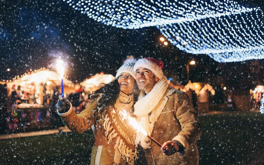 Rockin' Around The Christmas Markets In Germany And Beyond! It's A Winter Wonderland