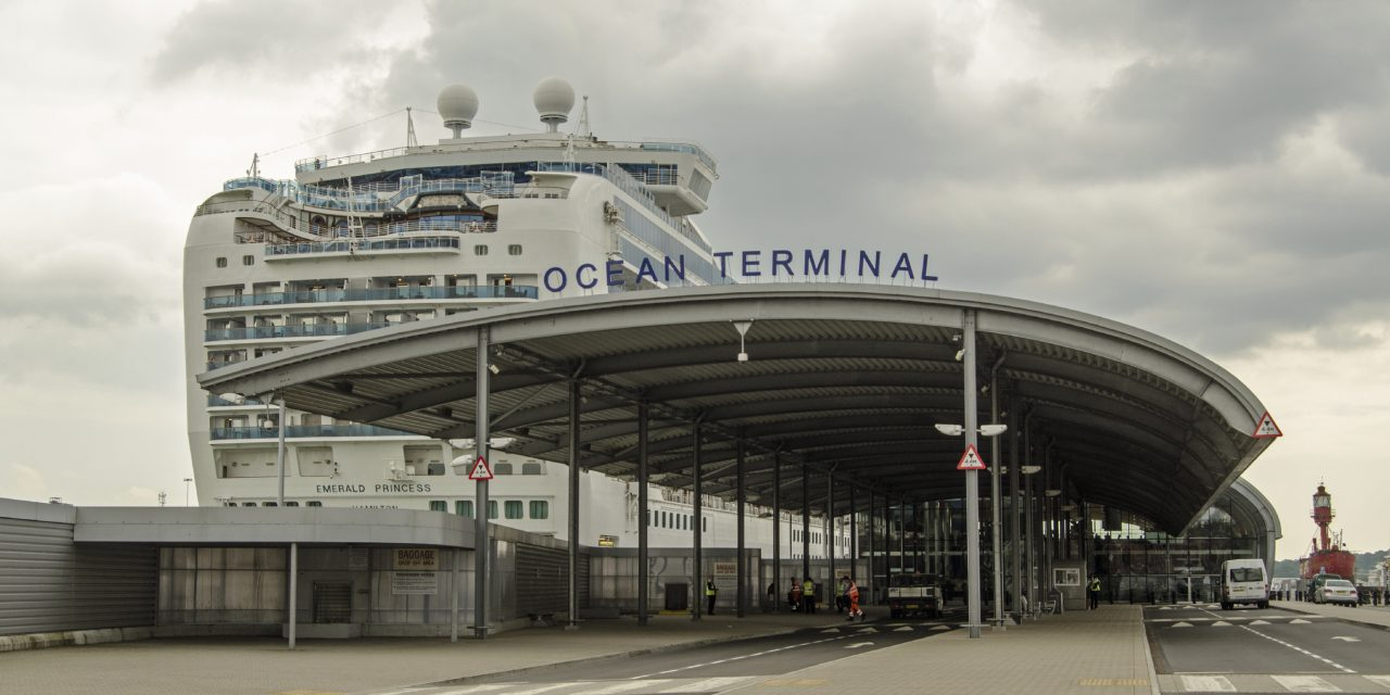 The Southampton Cruise Terminal Makeover Making Embarkation Significantly Smoother