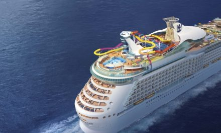 The Royal Caribbean Ship Undertaking A $115 Million Renovation Right In Front Of Your Eyes