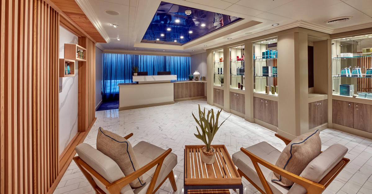 Brand New Holistic Spa Confirmed For Cunard's Queen Elizabeth