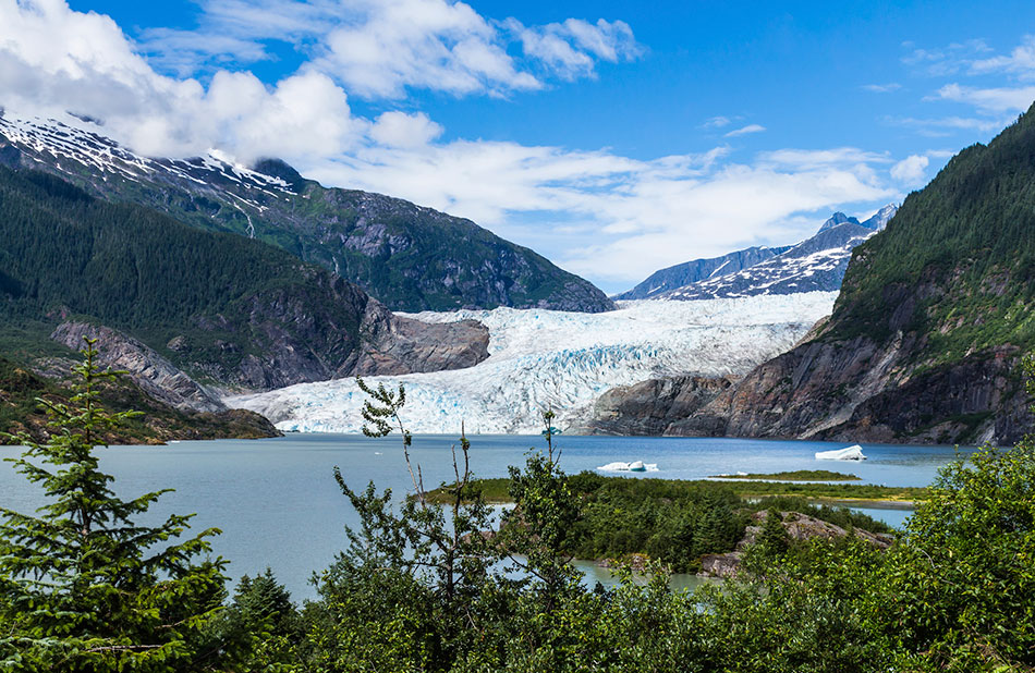 Cunard Just Announced A Full Season In Alaska On Newly Refurbished Ship
