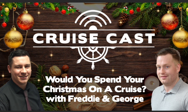 CruiseCast Episode 2 – Listen To This Week's Podcast On Christmas On A Cruise!
