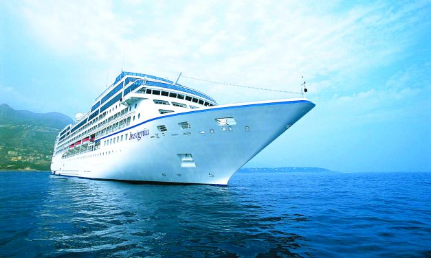 The First Look: Oceania's Insignia Just Emerged From A Major Makeover