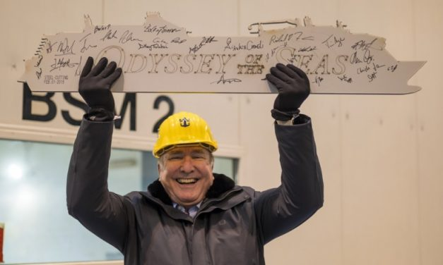 Royal Caribbean Just Confirmed Official Name For The Line's 27th Ship!