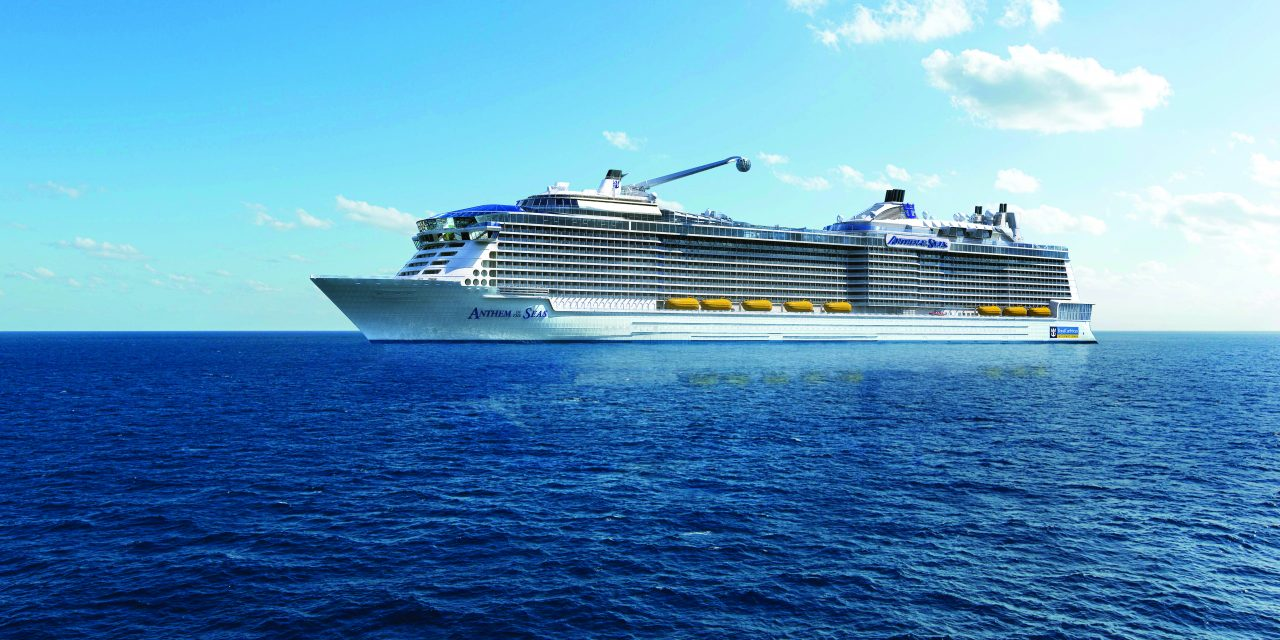 Your Friday Focus Ship Of The Week: It's Anthem of the Seas!