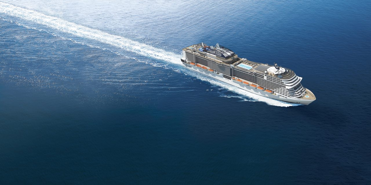 Your Friday Focus Ship Of The Week: It's MSC Bellissima!