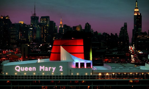 Your Friday Focus Ship Of The Week: It's Queen Mary 2!