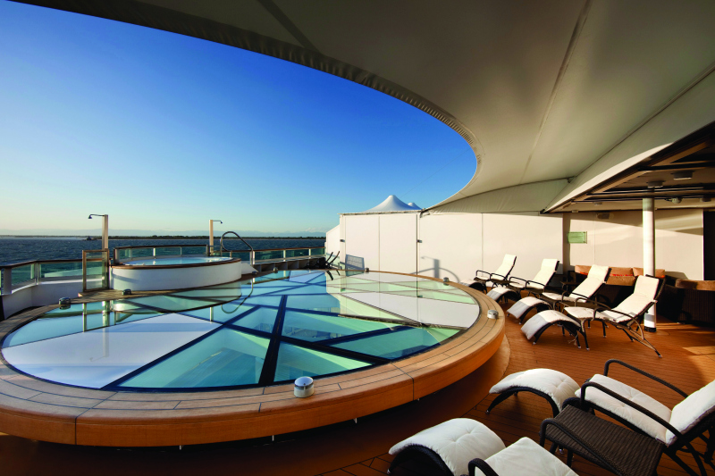 Seabourn Has Just Exposed The Name Of Their First Ultra-Luxury Expedition Ship