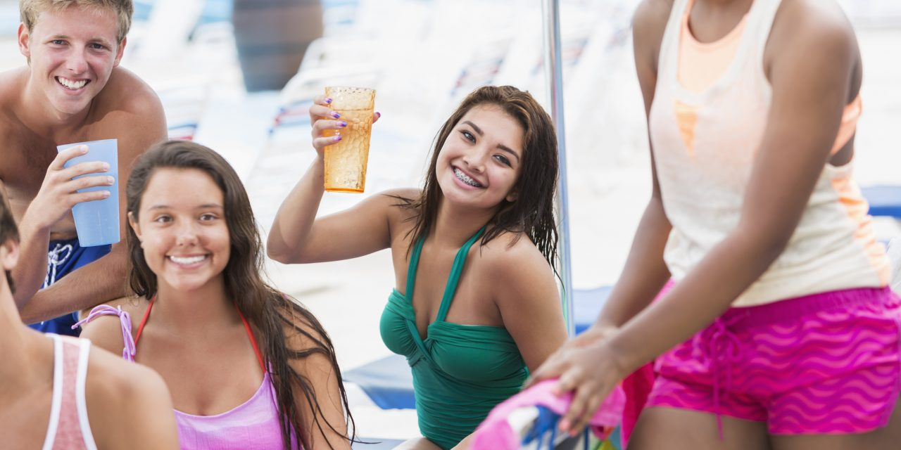 The First Ever Teens-Only Cruise Is Here! No Adults Allowed…