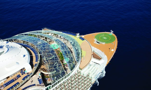 Oasis of the Seas' $165 Million Transformation Unveiled