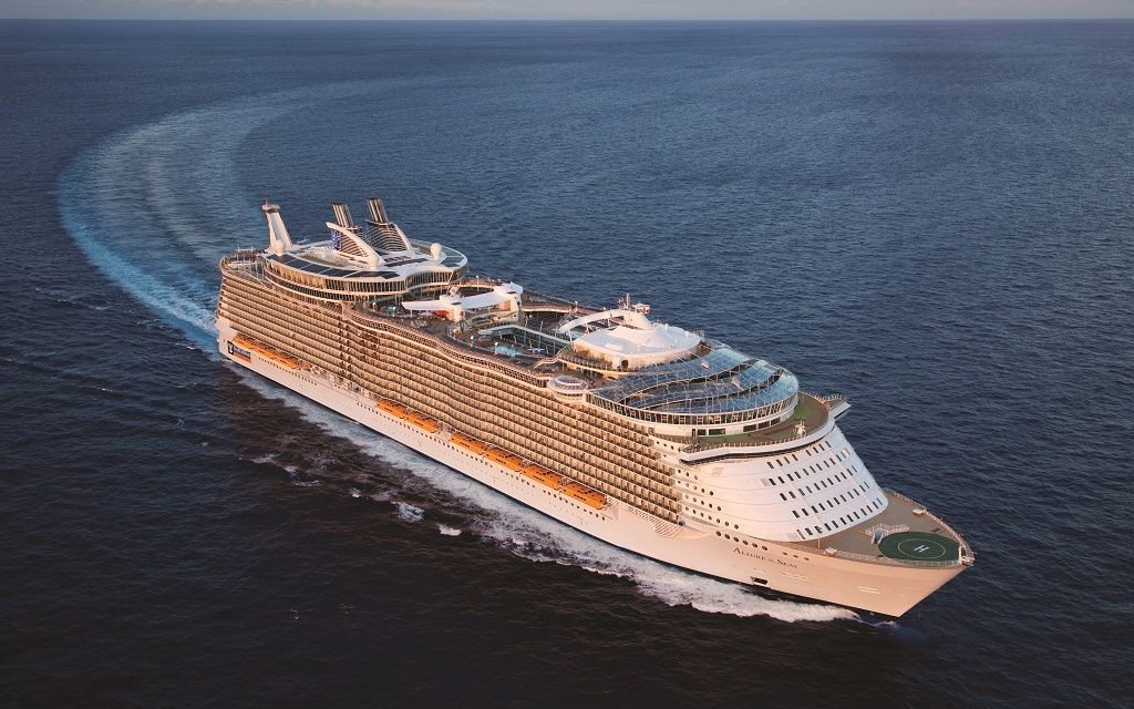 Allure of the Seas To Undergo $165 Million Refurbishment!