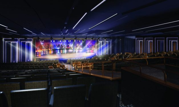 The Big 296 Countdown: It's P&O Cruises' Iona