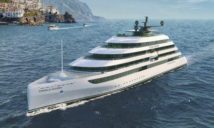 Emerald Waterways Announce Their First Ocean 'Super Yacht'