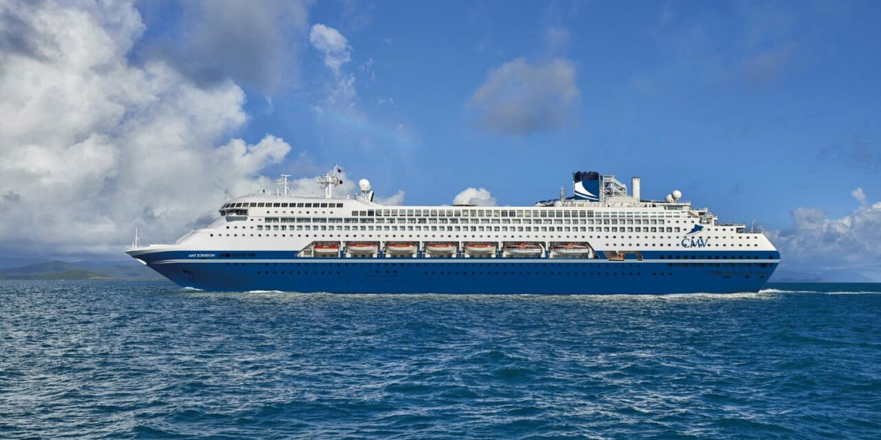 Everything We Know So Far About Cruise & Maritime's Brand New Ship