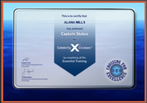 Celebrity - Captain