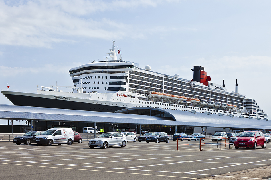 Southampton port parking is it a stressful experience - Southampton airport to southampton port ...