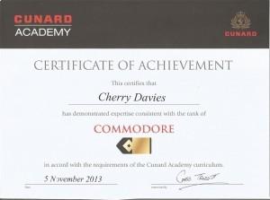 Cunard Com