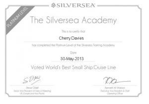 Silversea Platinum