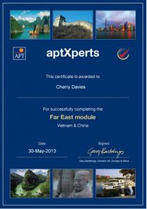 aptXperts Far East