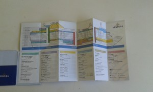 key card map