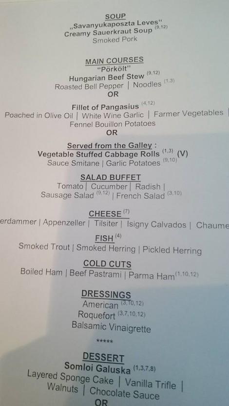 Byron menu 2