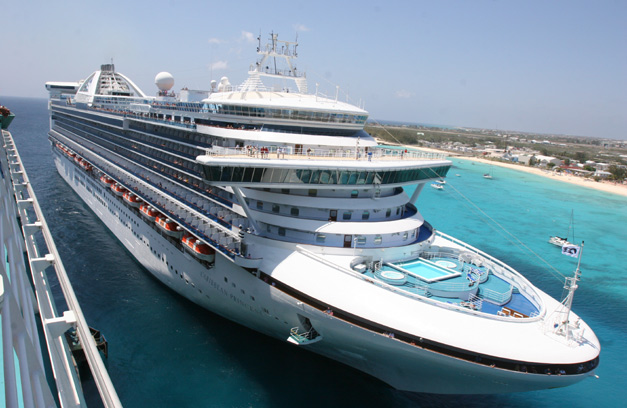 The 40m Magic Pipe Princess Cruises Given Record Fine  Cruise Ahoy Adam