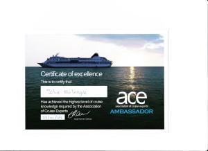 ACE -CLIA -Ambassador