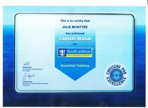 Royal Caribbean - Captain