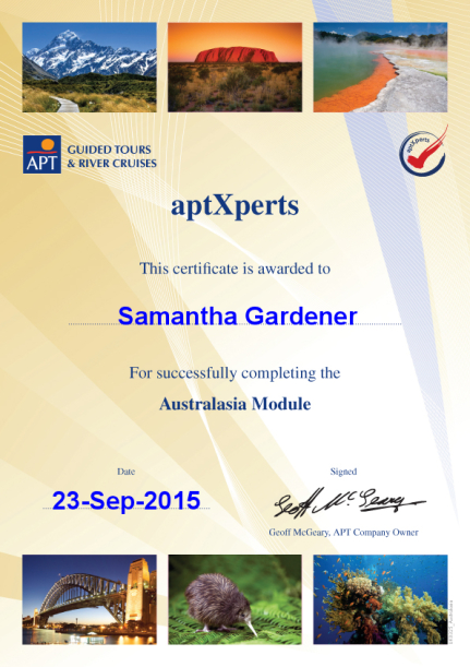 APT Australasia