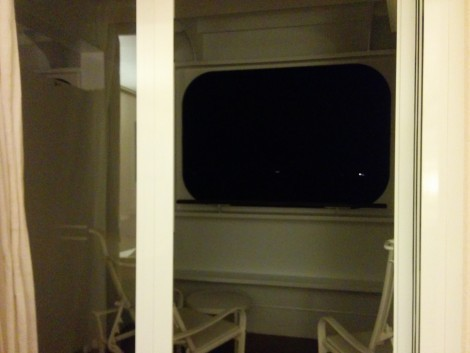 What do queen mary 2 s sheltered balconies really look for Sheltered balcony qm2