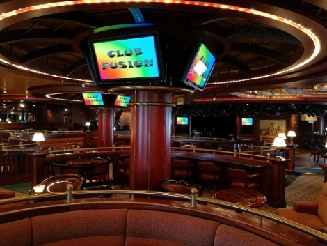 Club Fusion, the place to go for Karaoke, singers and dancing