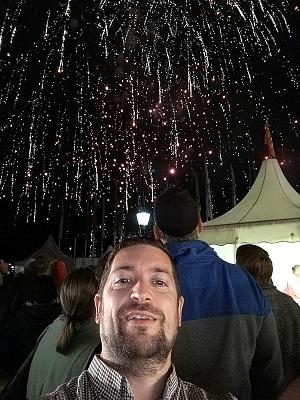 Hamburg Fireworks