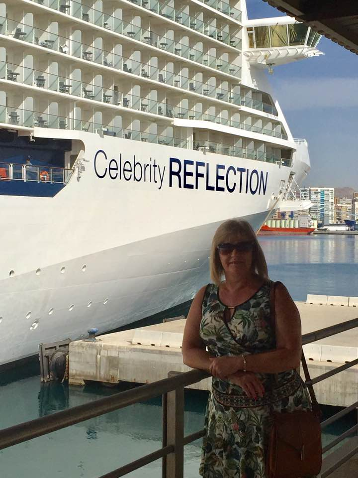 Facebook celebrity reflection itinerary