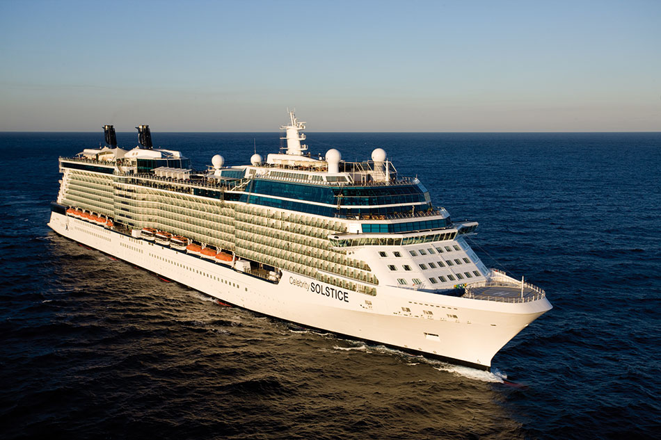 celebrity solstice has a makeover pats cruise news