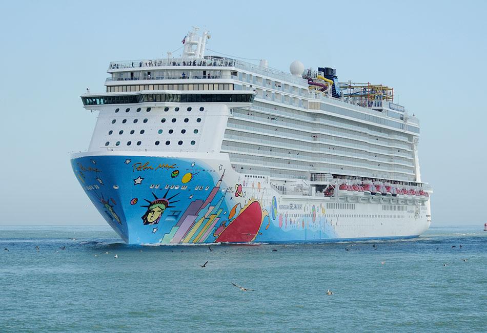 Ncl Bliss Itineraries Announced Thompson S Dream Cruises