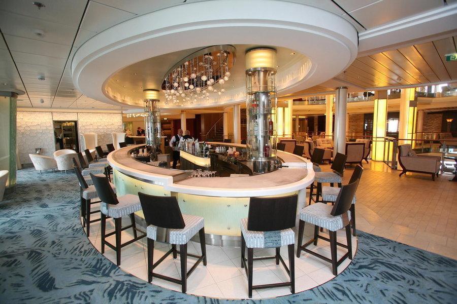 Martini Bar & Crush on Celebrity Eclipse Cruise Ship ...