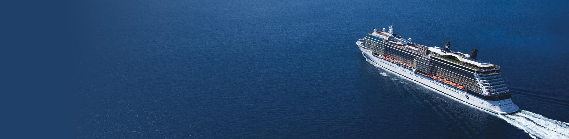 Zara Sets Sail