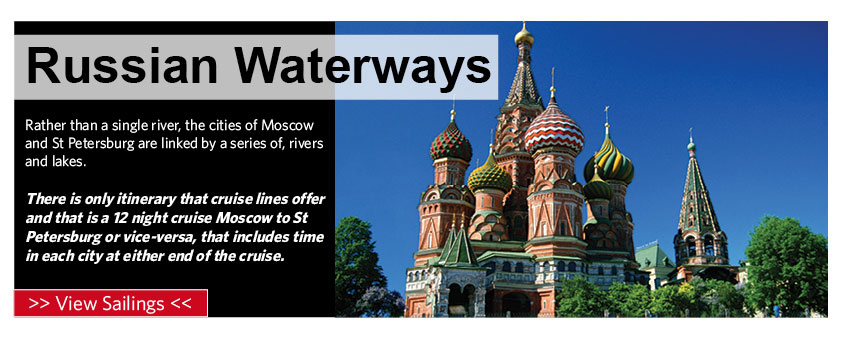 russian waterways