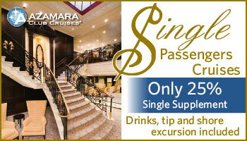 Solo Guests pay only an extra 25% Single Supplement