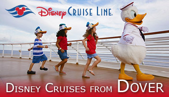 Disney Cruises from Dover 2015