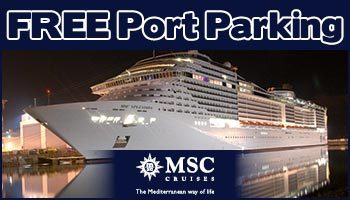 MSC FREE Port Parking