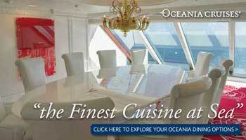 Find out about the finest cuisine at sea...