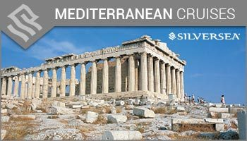Cruise around the Med with Silversea