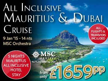 Go All-Inclusive in Mauritius