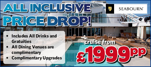 Seabourn's All Inclusive Price Drop