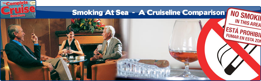 Cruise Line Smoking Guide