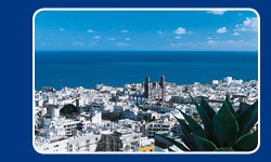 Cruise Destinations - Canary Islands