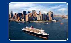 Cruise Destinations - Transatlantic